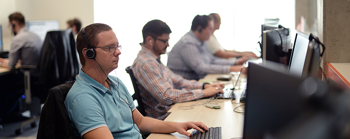 Magento developers at Vega IT Sourcing