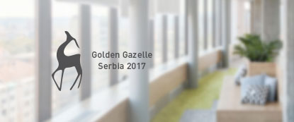 Golden Gazelle 2017